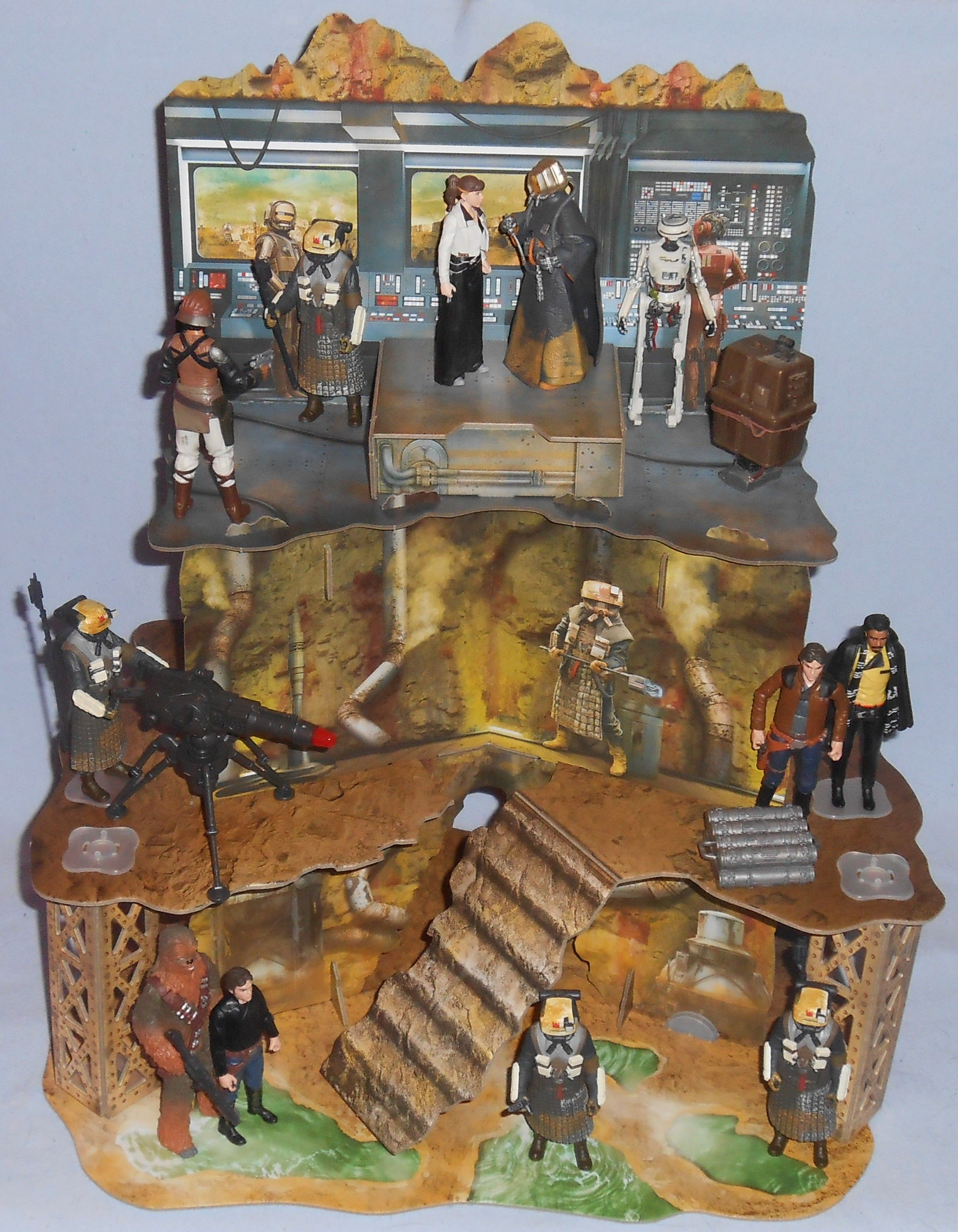 Hasbro Kessel Mine Escape In 2020 Star Wars Toys Star Wars Collection Hasbro