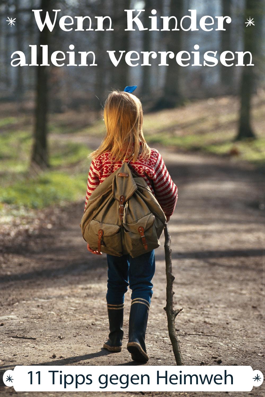 Tipps für Urlaub ohne Eltern und ohne Heimweh!