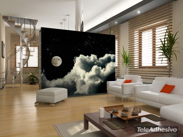 Fototapete sternenhimmel  Fototapeten Sternenhimmel | malen | Pinterest | Fototapete ...