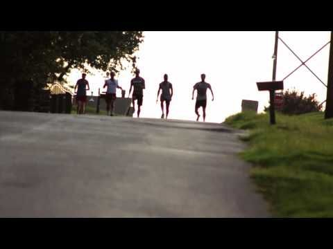 Funny video of types of awkward runners.