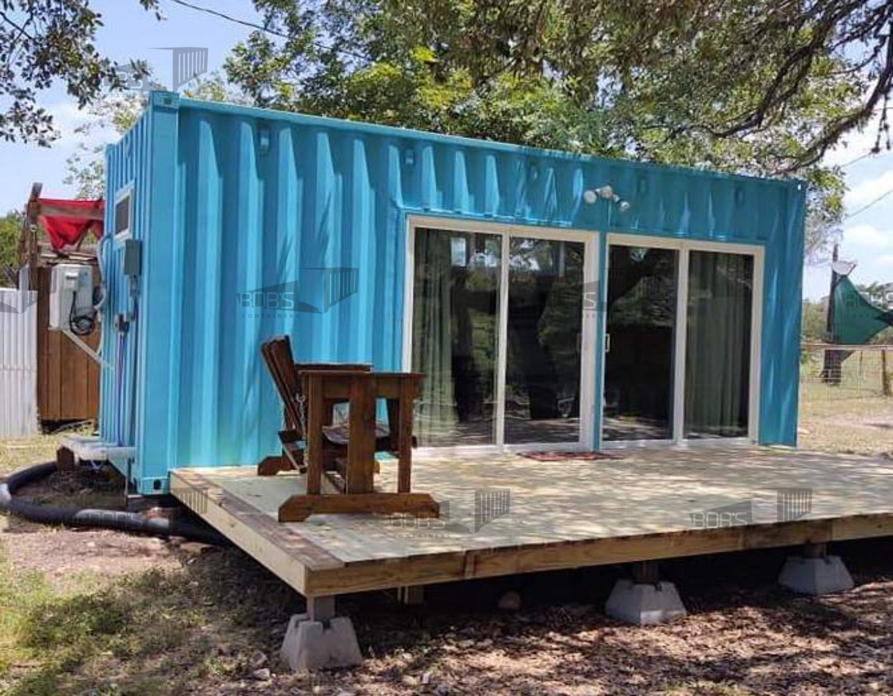 Photo of 20 ft Container Home – The Beaumont Model – New / High Cube / Shiplap