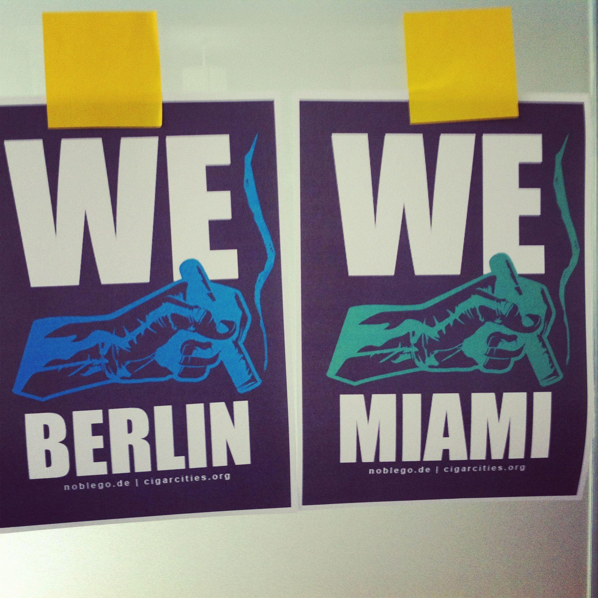 Berlin Or Miami Zigarren