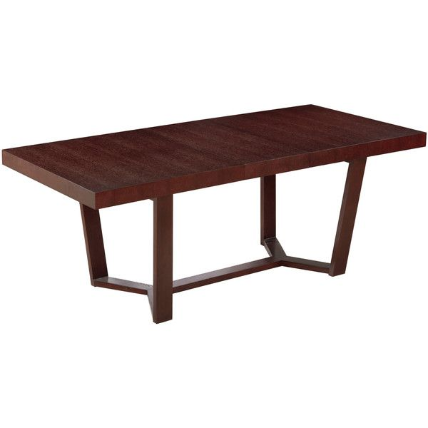 JM Furniture Class Dining Table featuring polyvore, home, furniture
