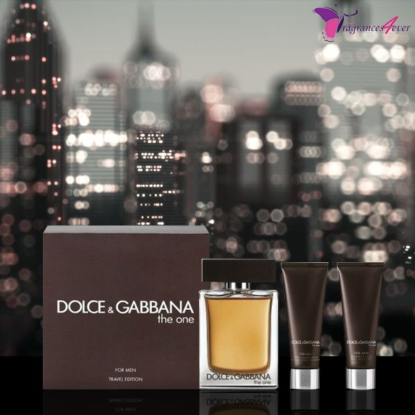 b43daf0c Dolce & Gabbana The One Travel Edition 3 Piece Gift Set For Men. Buy with  confidence on #Fragrances4ever #dolcegabbana #perfume #dolcegabbanatheone  ...