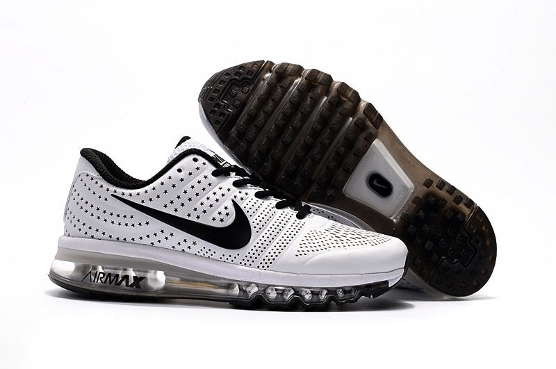 2017 New Models US Men's Nike Flyknit Air Max Running Shoes