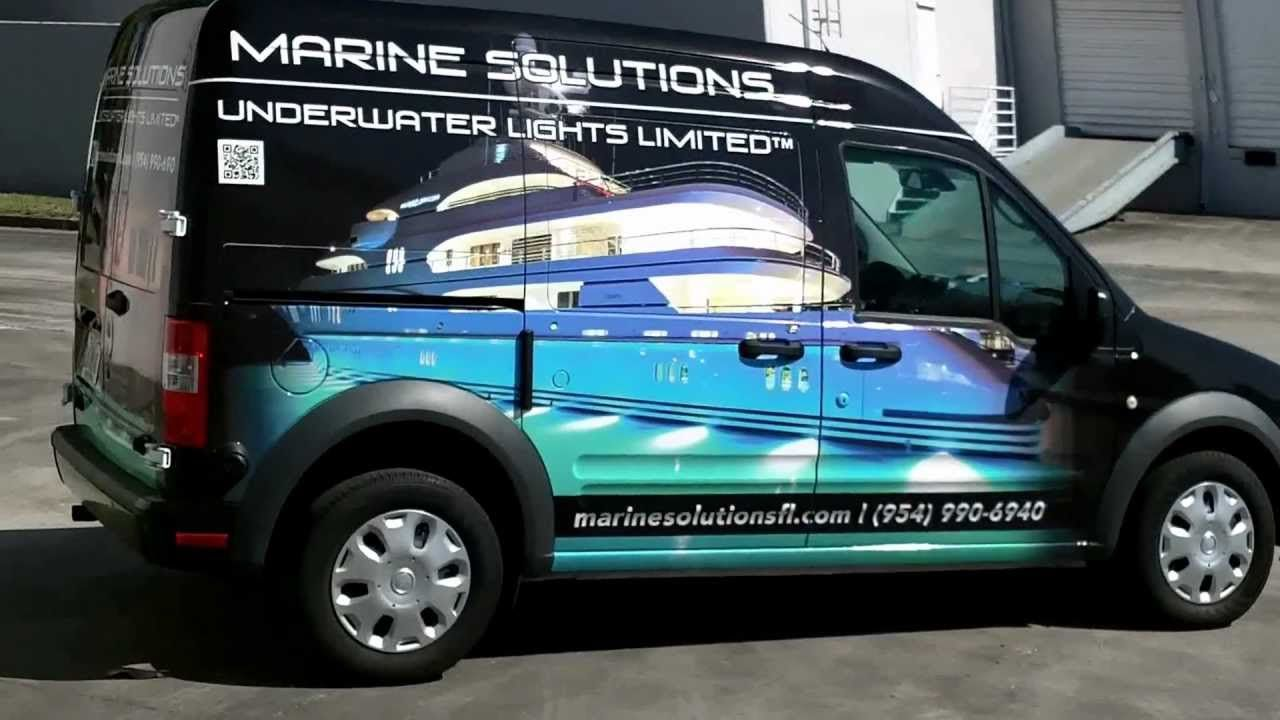 Custom design and vehicle wrap on a ford transit connect by iconography ford transit connect wraps pinterest ford transit santa fe and wraps