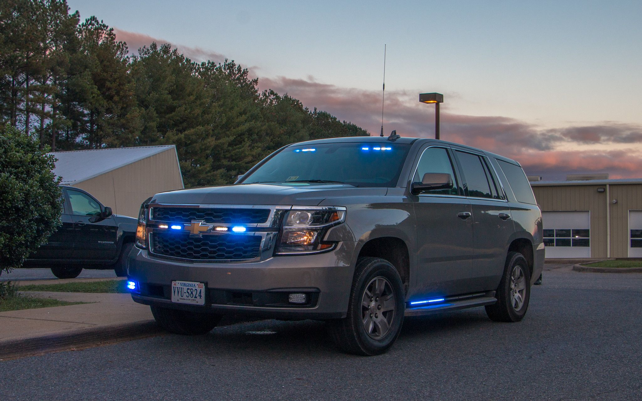 Chevy Tahoe Chevy Tahoe Police Truck Police Cars