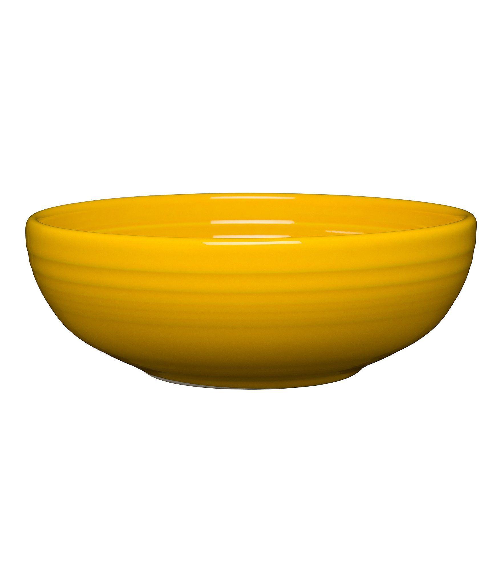 Fiesta Medium Bistro Bowl - Daffodil