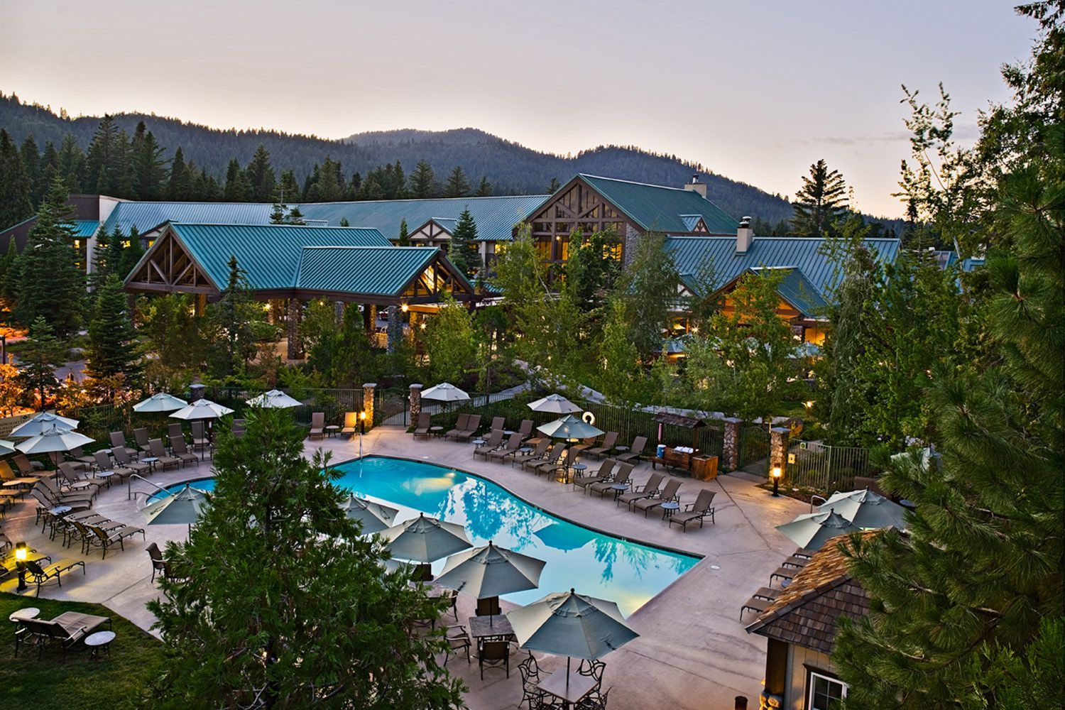 A guide to the hotels near Yosemite