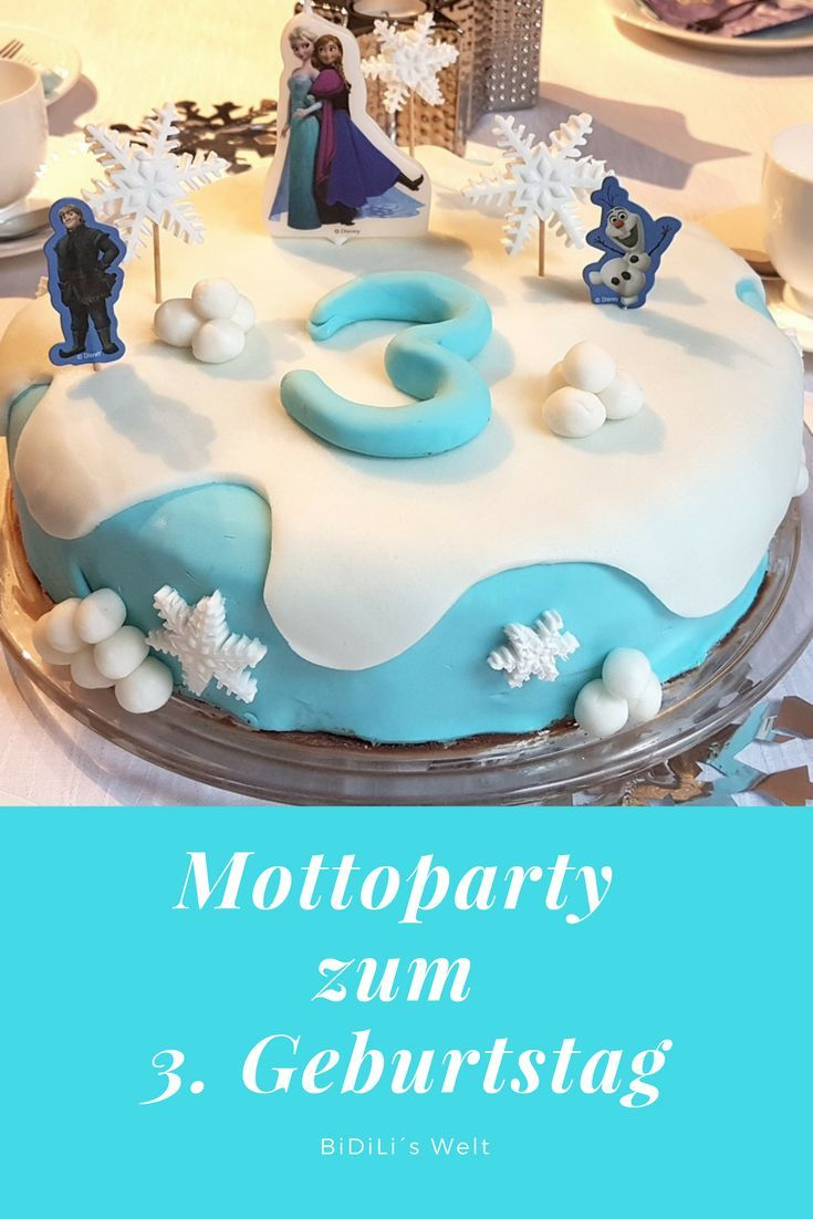 Ice Queen Theme Party For The 3rd Birthday Family Happiness Party Elsa Princess In 2020 Kindergeburtstag Kuchen Madchen Elsa Geburtstagsparty Geburtstagskuchen Madchen