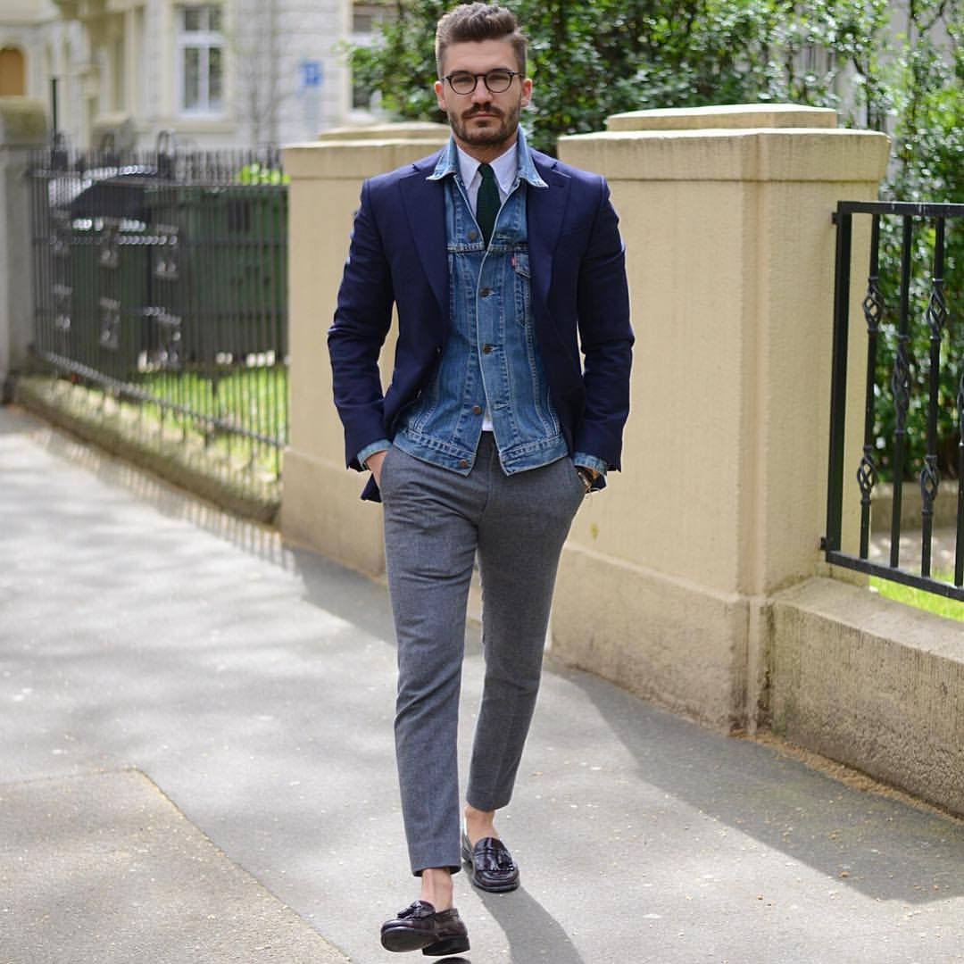 """db7b181e851d Justus F. Hansen on Instagram  """"So that s what they call a three piece.. -  great shot by  isabelhayn - tie by  serafinesilk - shirt by  etonshirts"""""""