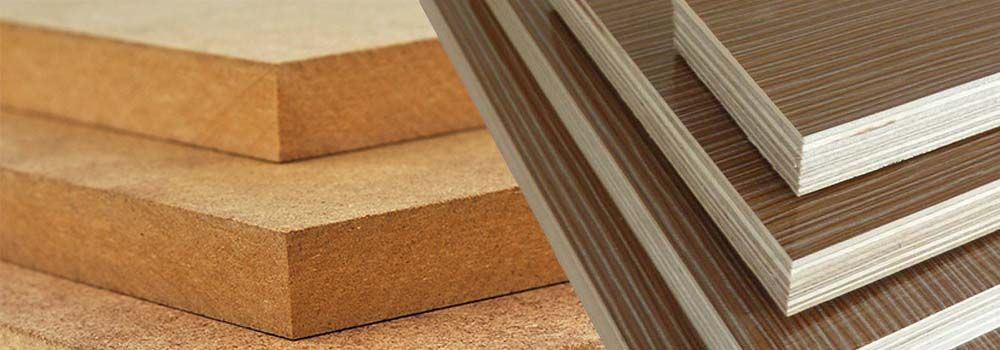 Comparing Building Materials Particle Board Mdf Plywood Particle Board Mdf Plywood Plywood