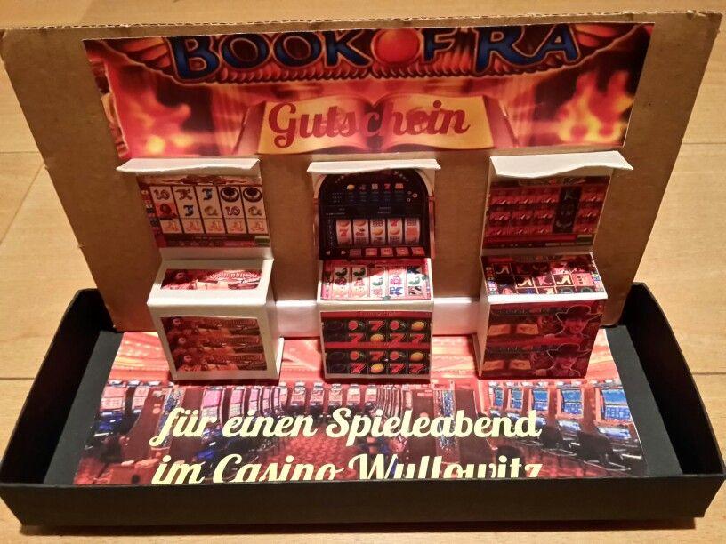 Gutschein Casino