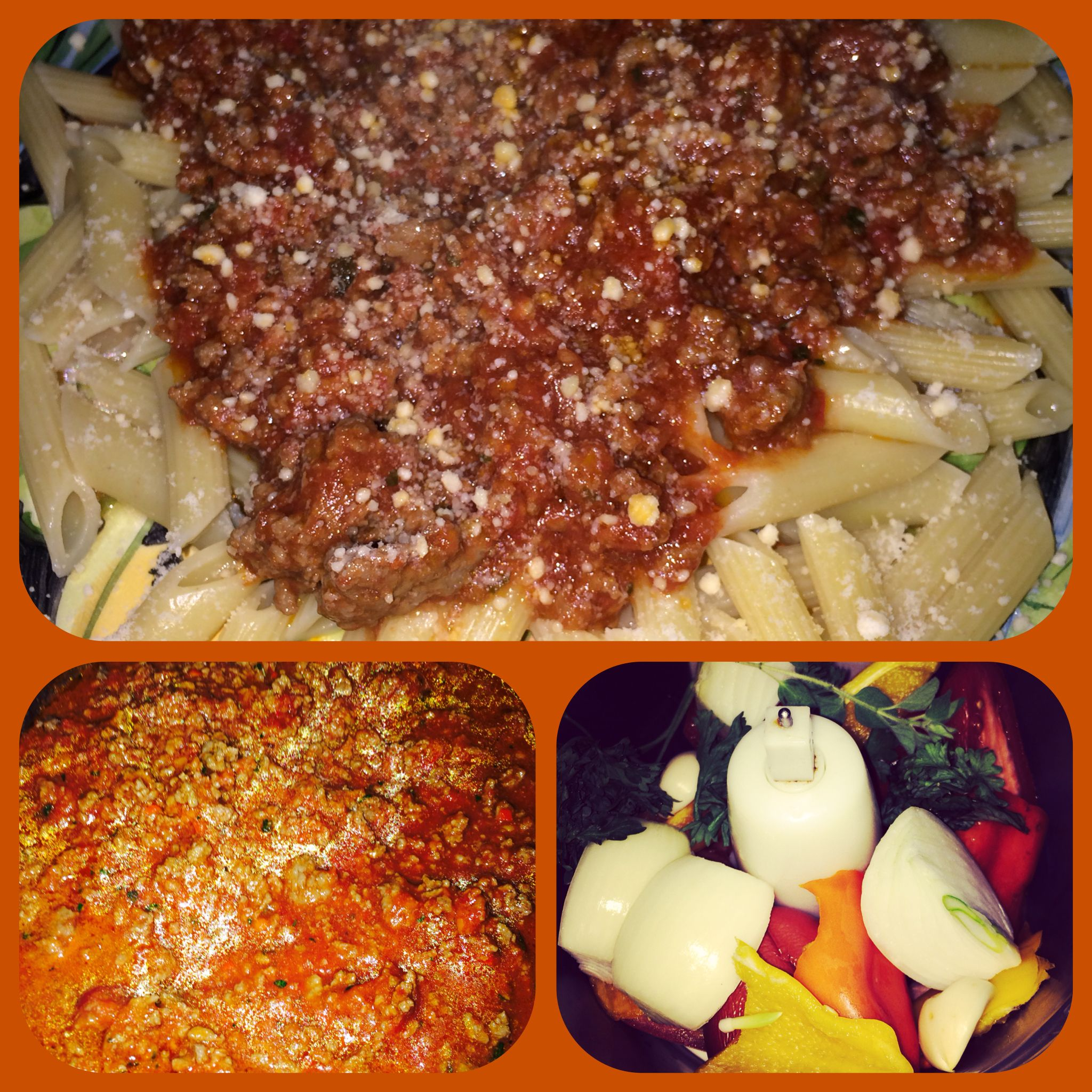 Pasta sauce from scratch