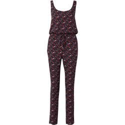 Photo of Tom Tailor Denim Women's Summer Jumpsuit, blå, flerfarget, størrelse L Tom TailorTom Tailor