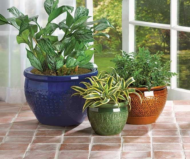 Exceptional Decorative Outdoor Planters