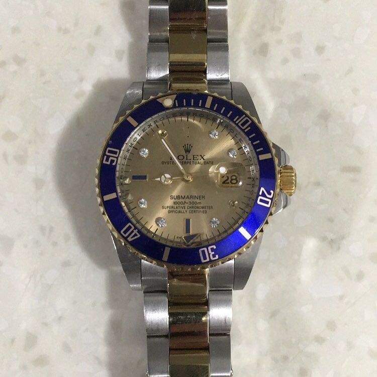 Selling my baby!! Time for a different time clock on my wrist I\'ve ...