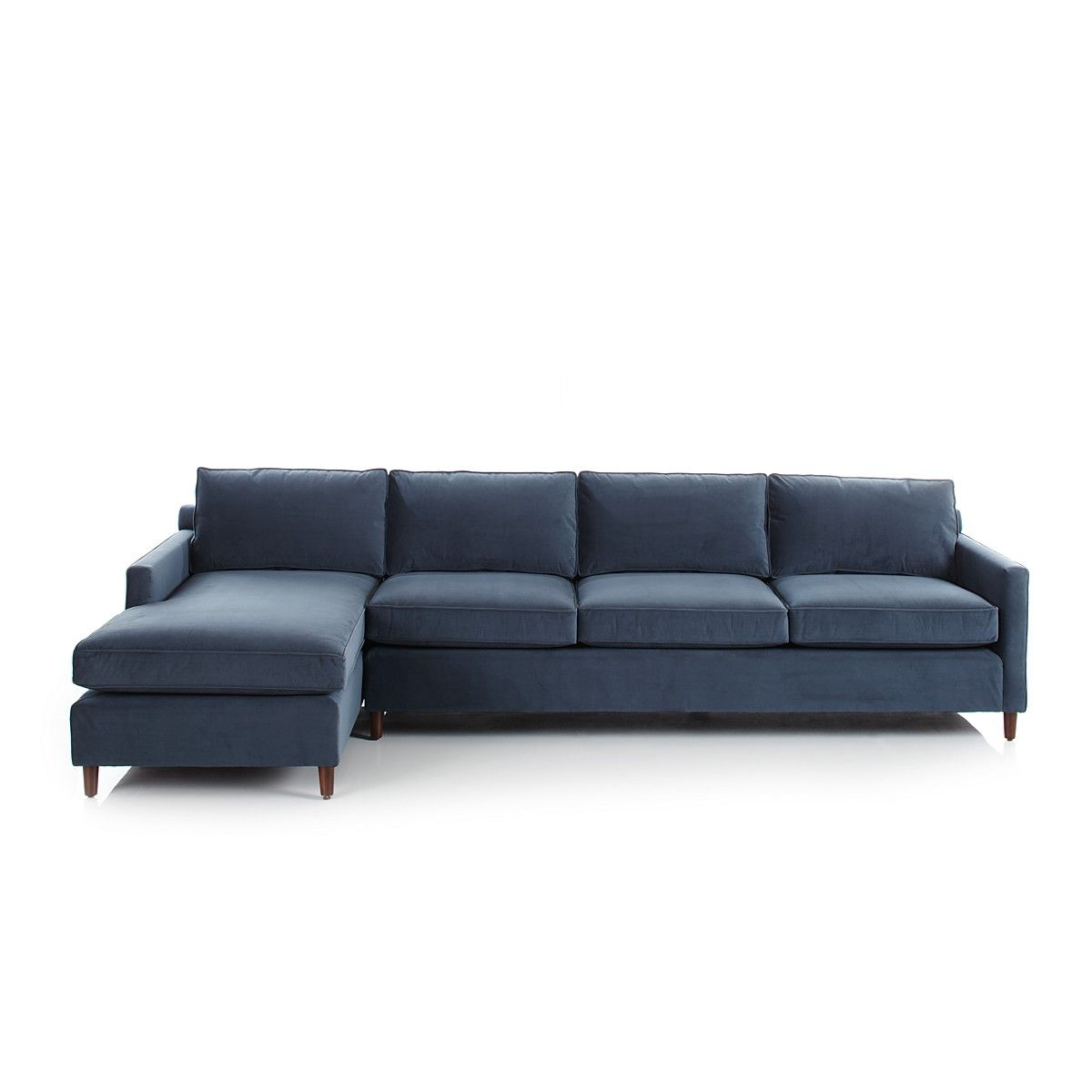 Sectional In Grey Sectional Gold Couch Mitchell Gold Bob Williams