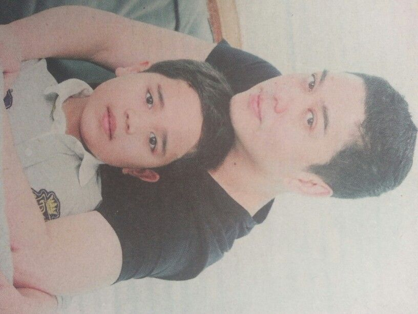Rizalman  & his lovely son