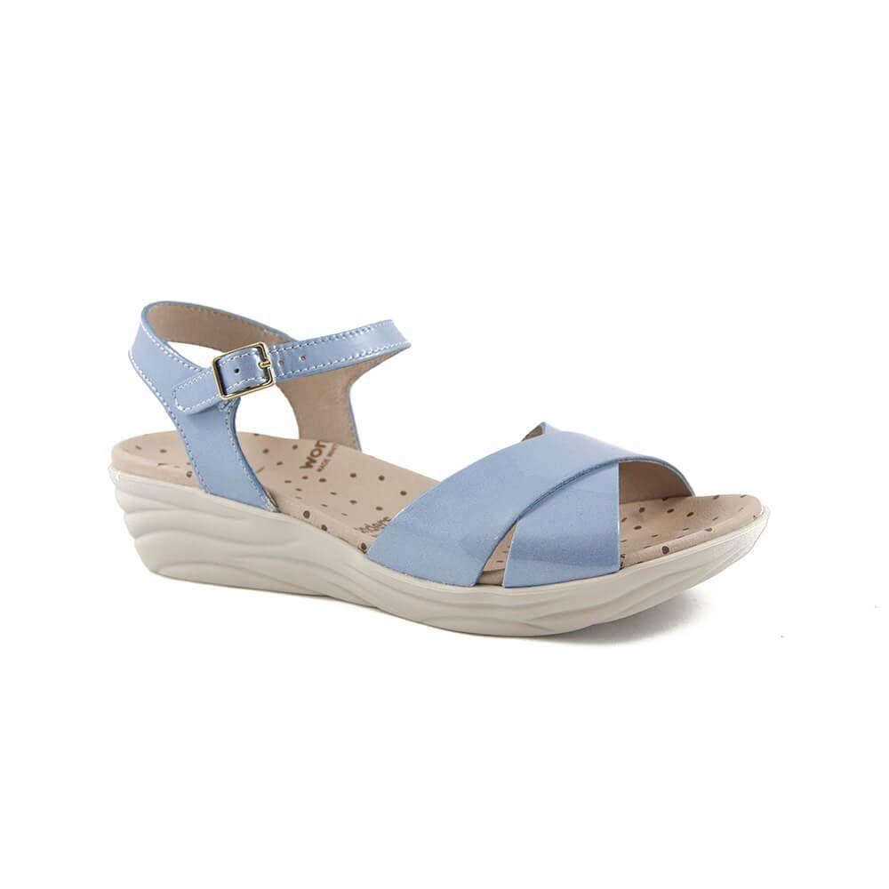 06da8b74 sandalias con un poco de cuña, muy cómodas, ligeras, ajustadas, quedan muy  bonitas puestas!