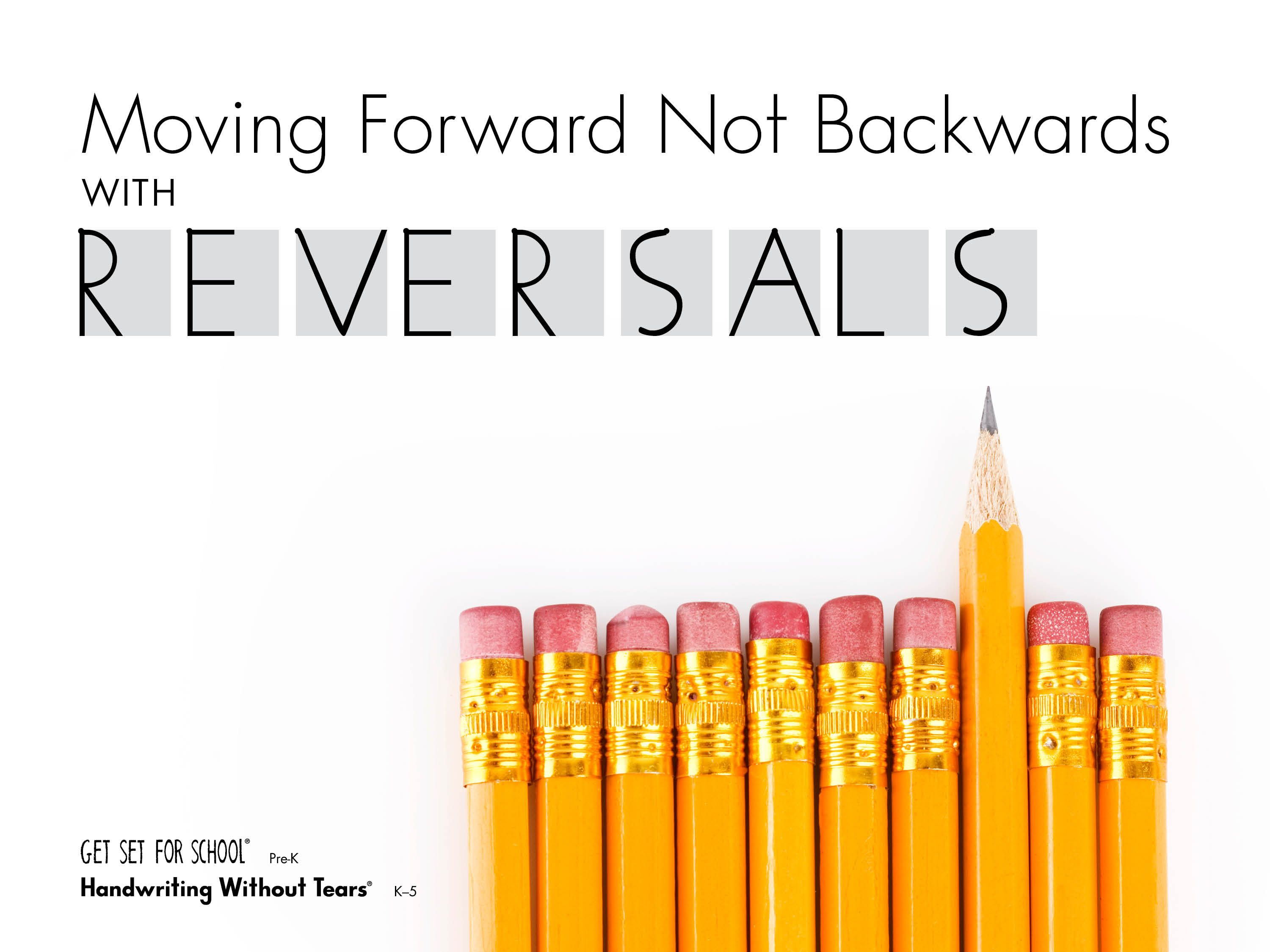 Are Your Students Struggling With Reversals Help Them