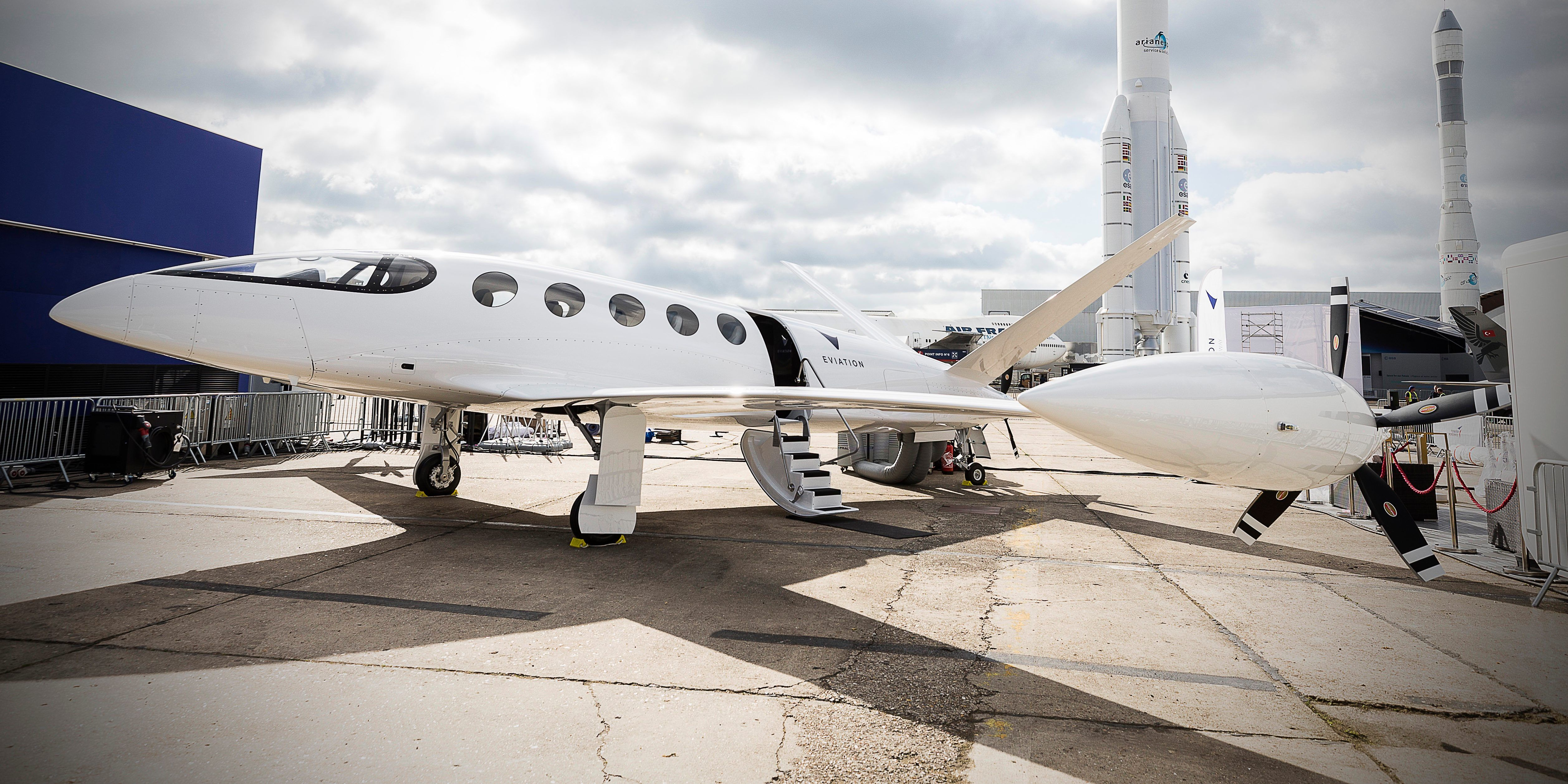 Eviation S All Electric Alice Airplane Coming To Us Regional