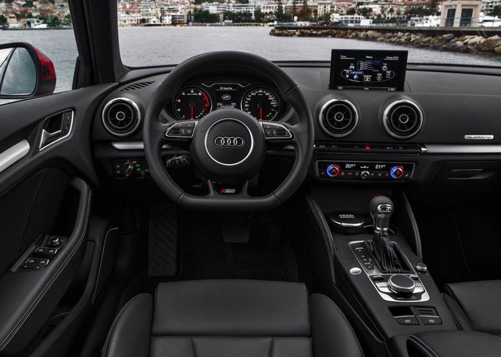 2014 audi a3 sportback s line interior wallpaper 1. Black Bedroom Furniture Sets. Home Design Ideas