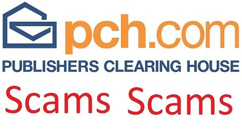Beware of Publishers Clearing House (PCH) Scams: Scammers