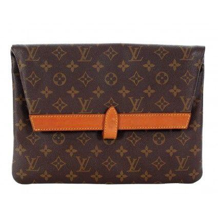 8f04395af4c This Authentic Louis Vuitton Pochette Pliant XL clutch was ...
