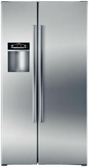 B22cs30sns In Stainless Steel By Bosch In Bridgewater Nj 36 Counter Depth Side By Side Refrige Counter Depth Refrigerator Adjustable Shelving Counter Depth