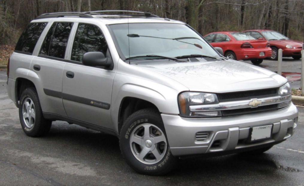 Pin By Keith Lee On Chevrolet Chevy Chevrolet Trailblazer Chevy Trailblazer Trailblazer
