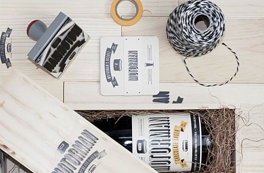 Motorman : Lovely Package® . Curating the very best packaging design. — Designspiration