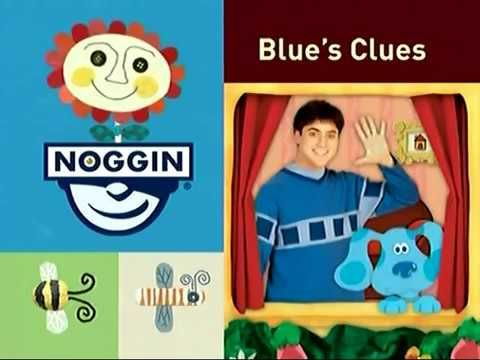 Noggin: Cat Difference // Blue\'s Clues [HQ] - YouTube   Nick Jr ...