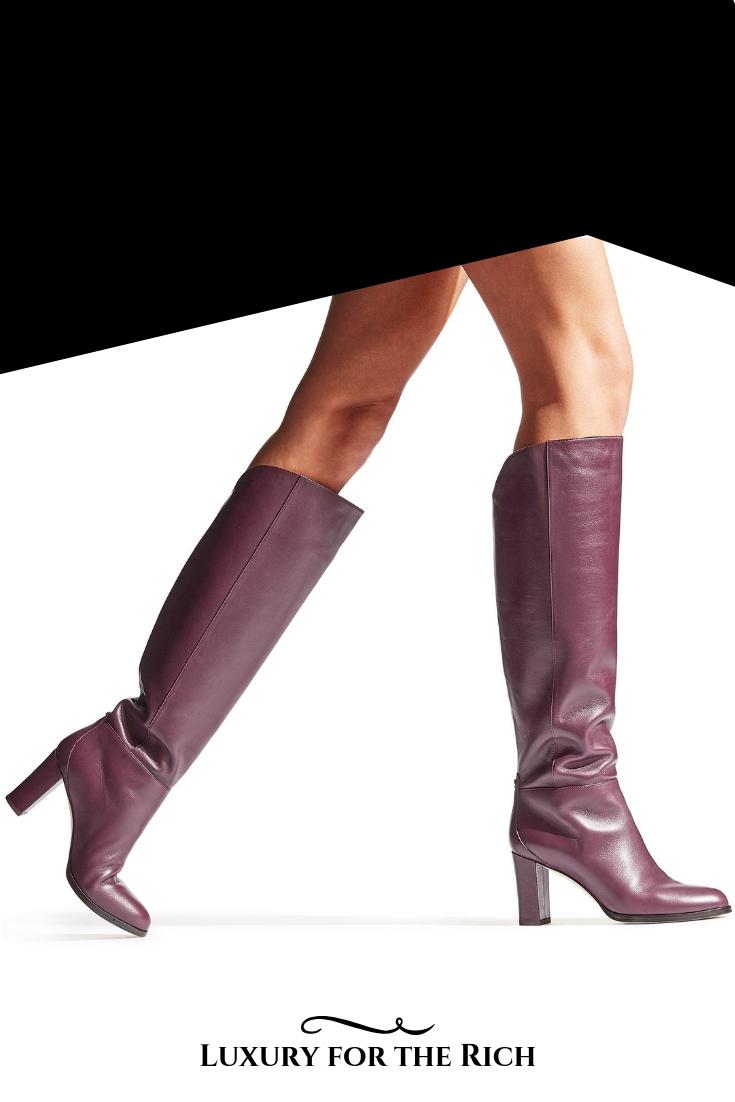 3ee2b545946 Jimmy Choo Women Shoes Boots MADALIE 80