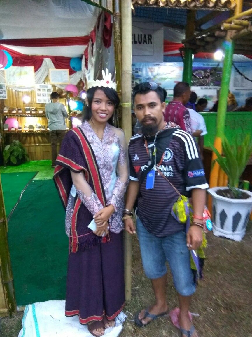Nama Pakaian Adat Nusa Tenggara Timur