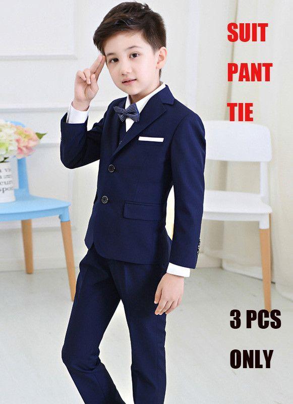 e44763931 Handsome Boys 3 Piece- Suit Coat