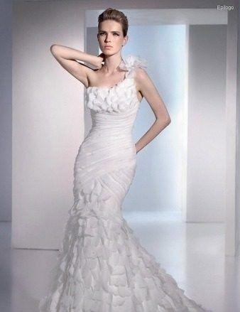 pin en vestidos de novia