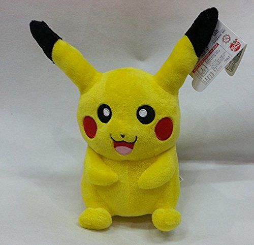 Pokemon Stofftier Plüsch: Pikachu ca. 30 cm Pokémon…