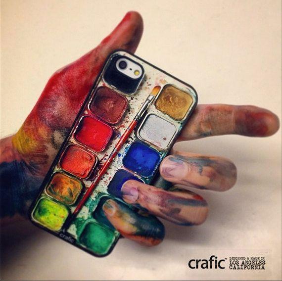 d8d9eb2b916 Watercolor Set iPhone XS Max Case iPhone XS Case iPhone XR Case ...