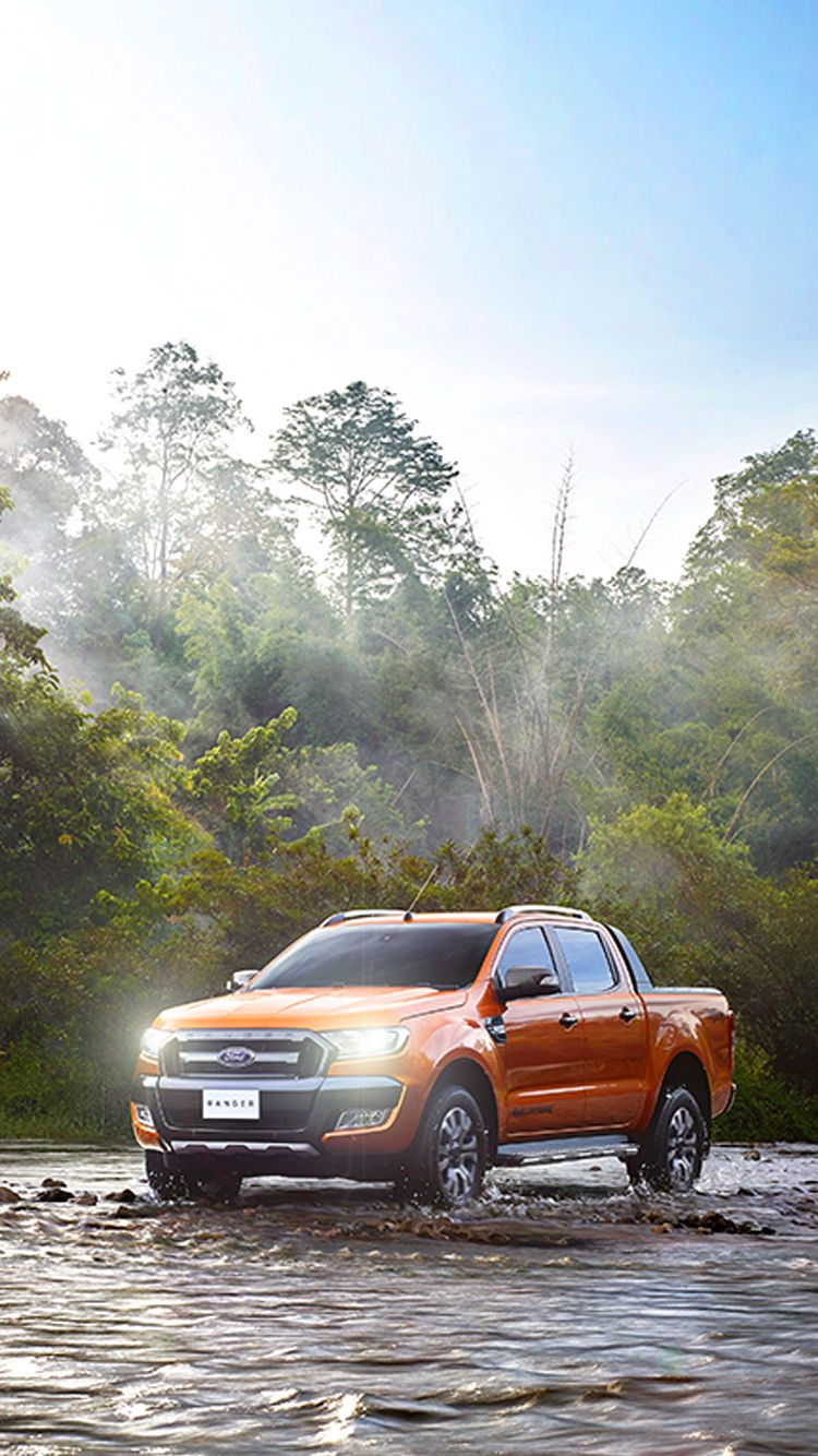 Universal Phone Wallpapers Backgrounds Ford Ranger Wildtrack