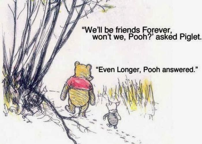 Winnie The Pooh And Piglet Quotes About Friendship Gorgeous Winnie The Pooh Quotes  Winnie The Pooh And Friends  Pinterest