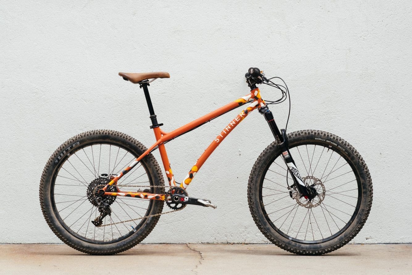 Tom S Super Shreddy Stinner One Off 26 Hardtail Kyle Kelley Best Mountain Bikes Mtb Bike Bicycle