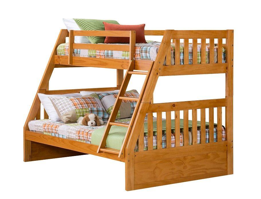 slumberland knollwood collection honey bunk on Slumberland Bunk Beds id=85598