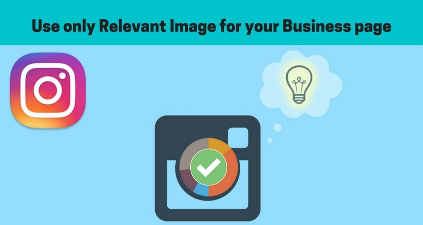 Post Relevant Image for your Business page