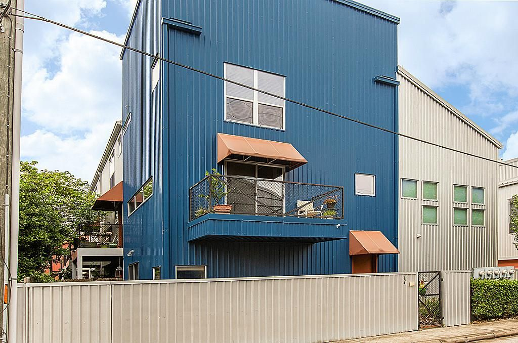 Welcome Home To 812 Robin Street An Urban Loft Townhouse Within