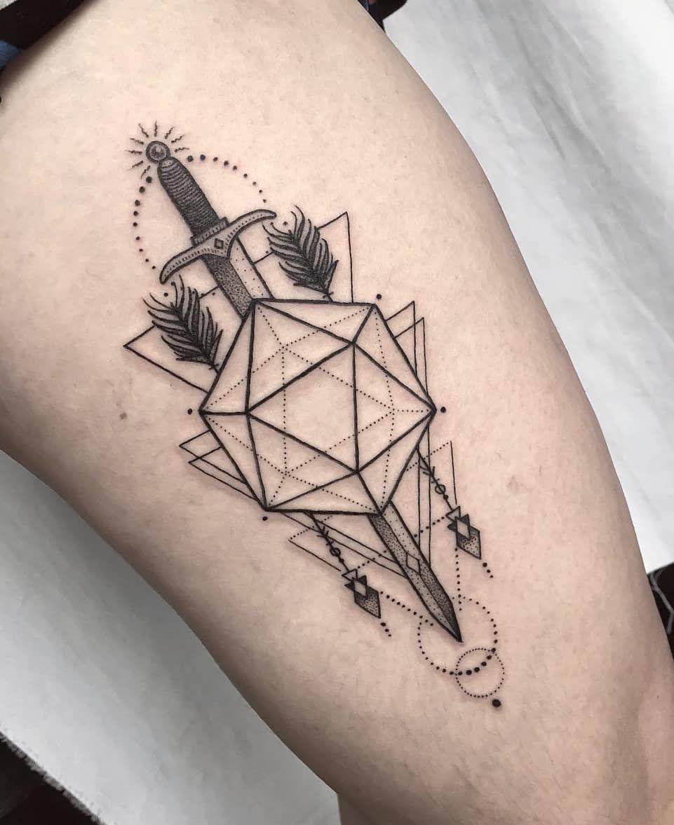 42++ Dnd tattoos information