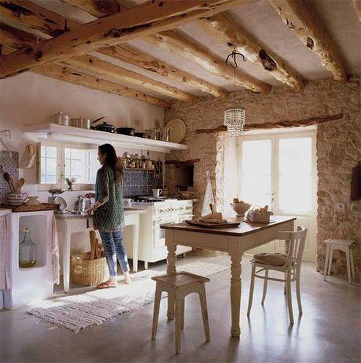 One Kindesign: Inspiring Organic Farmhouse Style Interiors