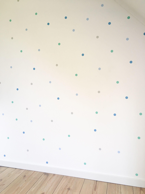 14 Wandgestaltung kinderzimmer tapete neutral