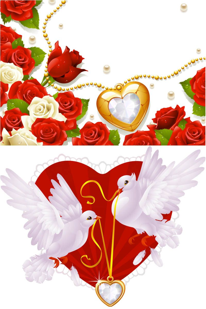 wedding illustrations wedding invitation cards wedding decorations and wedding design files