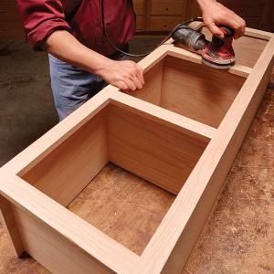 Face Frame Cabinet Building Tips | Plywood, Doors and Kitchens